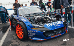 Kyle Mohan's Rotary Powered Miata