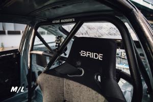 Bride Seat x Roll Bar