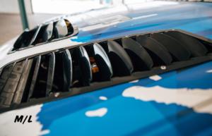 Singular Motorsports Louvers