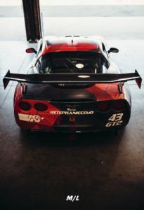 Stephanie Cemo Racing ZO6