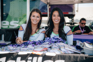 The beautiful models of Achilles Tires.