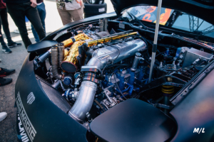 Mad Mike Whiddett's Beautiful Rotary powered RX7