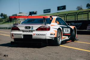 DM Motorsport's former GT300 Nissan S15