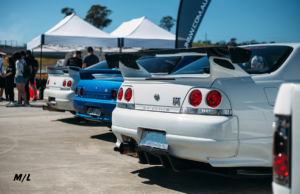 GTR's from R32's to R34's are all here.