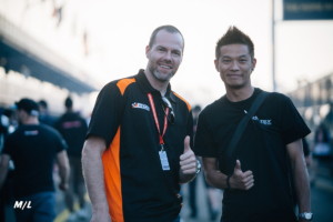 Cole Powelson and Ken Suen. Look for these 2 at the next WTAC 2017 with their cars coming for Team USA.