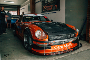 Truly a Time Attack Purpose 240Z